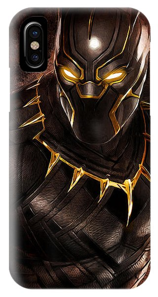 Hero iPhone Case - A King Rises by David Clemmensen