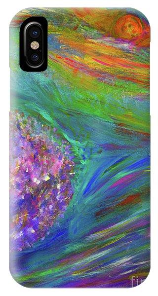 A Leap Of Faith IPhone Case