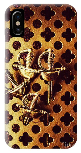 Metal iPhone Case - A Legion Of Four by Jorgo Photography - Wall Art Gallery