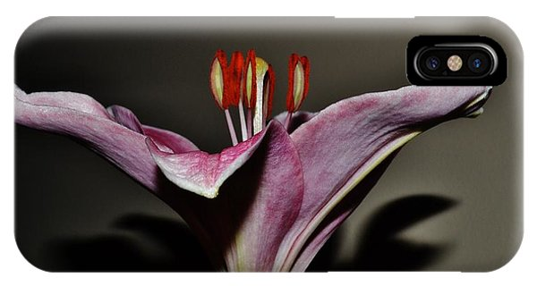 A Lily IPhone Case