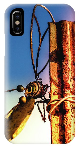 A Little Rusty IPhone Case