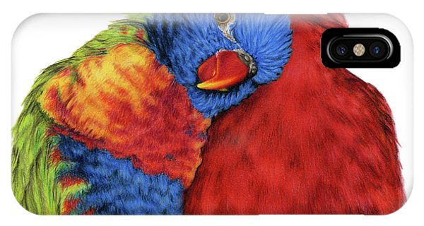 Lgbt iPhone Case - A Little To The Left by Sarah Batalka