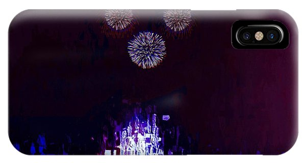 IPhone Case featuring the painting A Magical Night by Mark Taylor