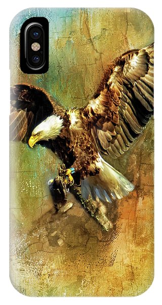 A Mighty Wingspan IPhone Case