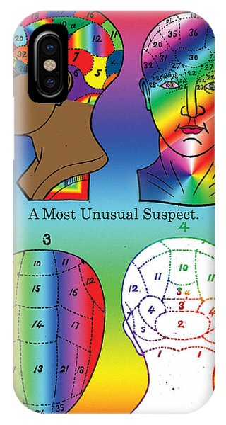 A Most Unusual Suspect IPhone Case
