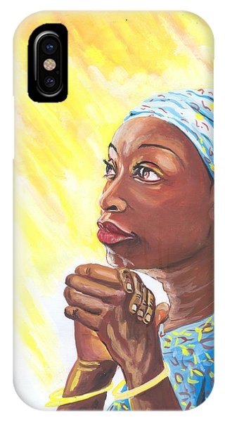A Mothers Prayer IPhone Case