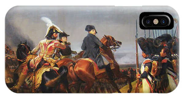 A Napoleonic War At Versailles IPhone Case