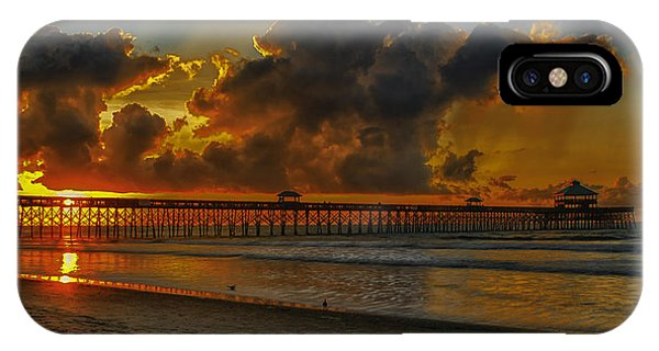 A New Day Dawns IPhone Case