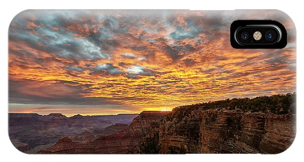 Grand Canyon iPhone Case - A New Day In The Canyon by Jon Glaser