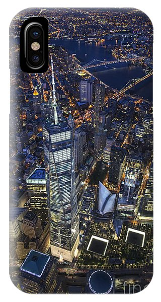 A Night In New York City IPhone Case