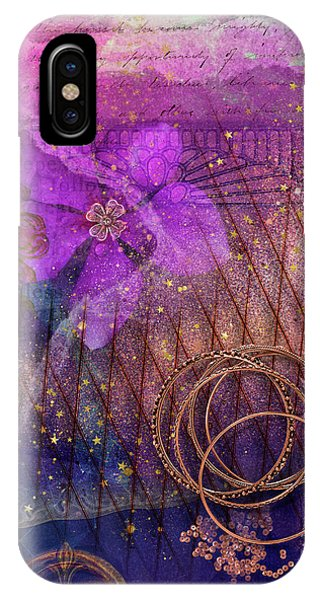 A Night Out IPhone Case