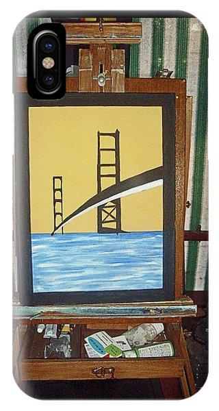 A Nor Cal Bridge 2016 IPhone Case