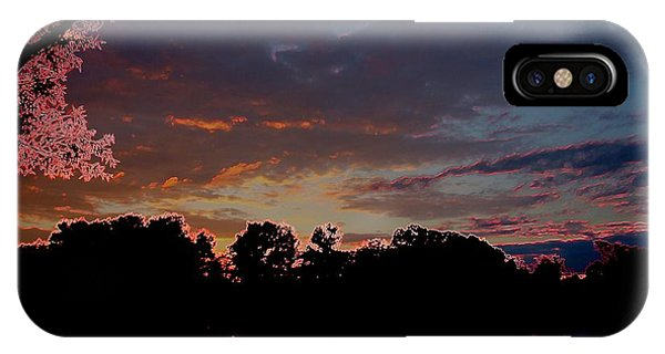 A Passing Memory IPhone Case