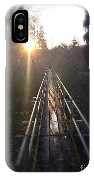 A Path Into The Unknown IPhone Case