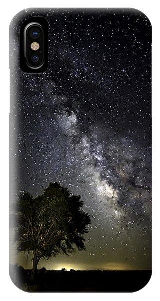A Peaceful Night IPhone Case
