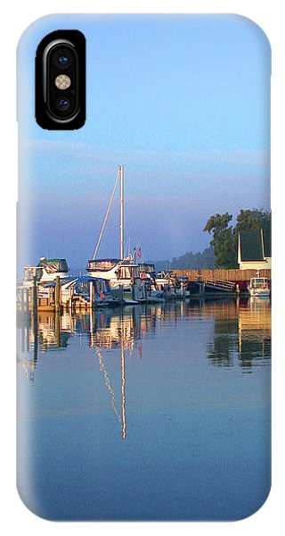 A Perfect Tawas Morning IPhone Case