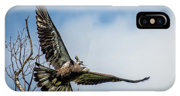 A Piggyback Ride IPhone Case