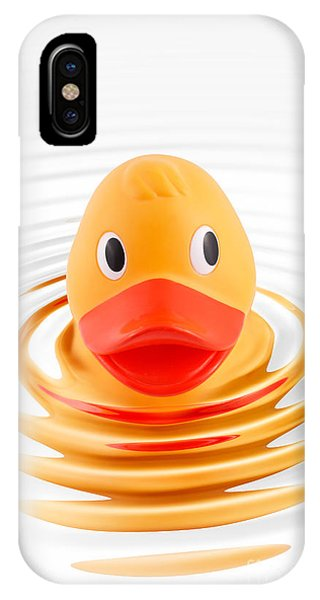 Quick iPhone Case - A Quick Dip by Martin Williams