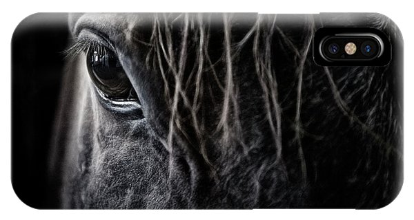A Race Horse Named Tikki IPhone Case