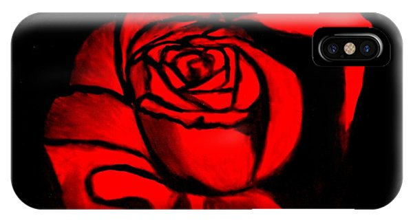 A Rose For Delilah  IPhone Case