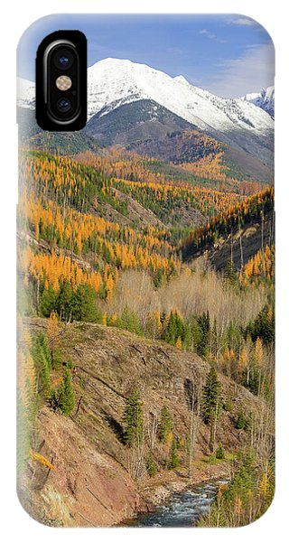 A River Runs Through It IPhone Case