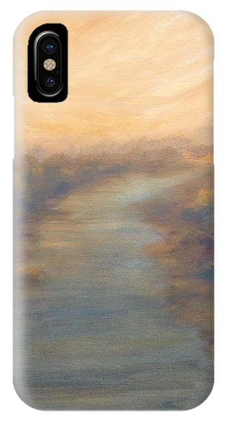 A River's Edge IPhone Case