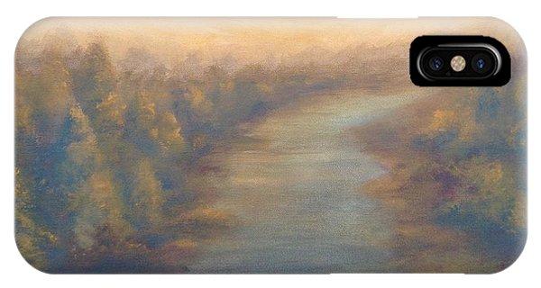 A River's Edge IPhone Case
