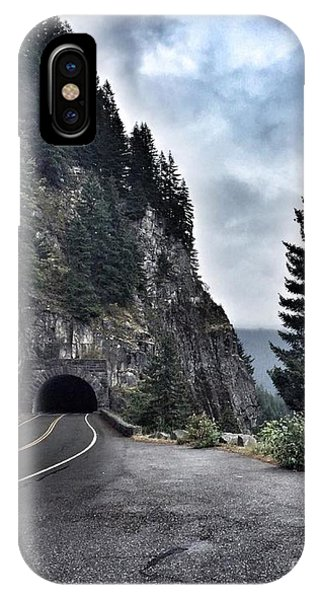 A Road To Nowhere IPhone Case