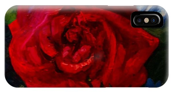 A  Rose Is IPhone Case