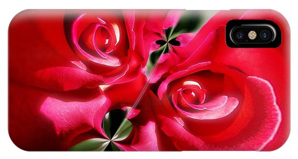 iPhone Case - A Rose By Any Other Name by Blair Stuart