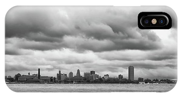 A Rotten Day In Buffalo  9230 IPhone Case