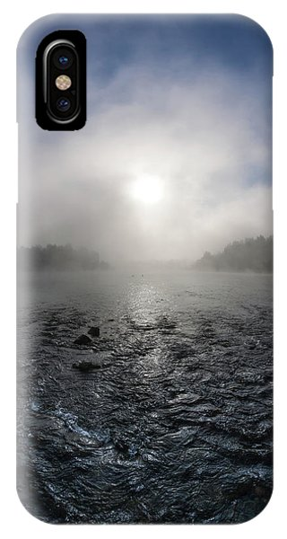 A Rushing River IPhone Case
