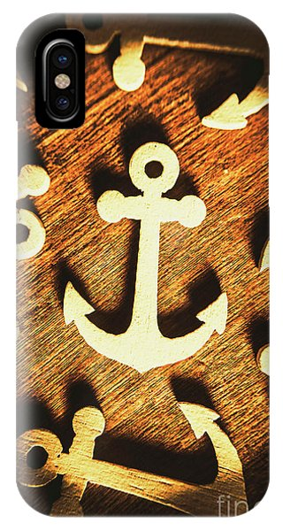 Moor iPhone Case - A Sailors Badge by Jorgo Photography - Wall Art Gallery