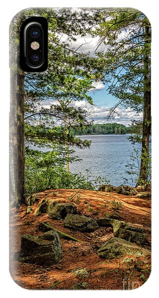 A Secluded Spot IPhone Case