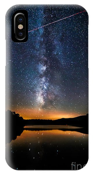 A Shooting Star IPhone Case
