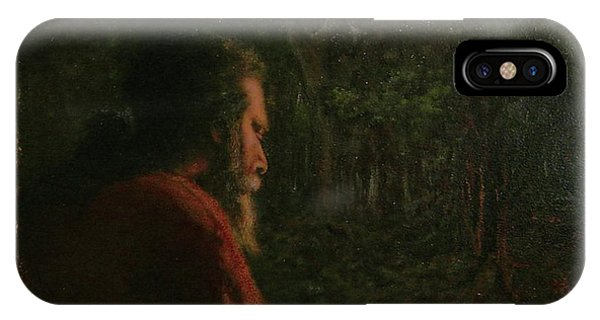 A Soothing Peace IPhone Case