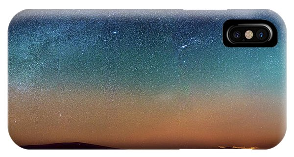 A Speck Amongst A Billion Fiery Sparks IPhone Case