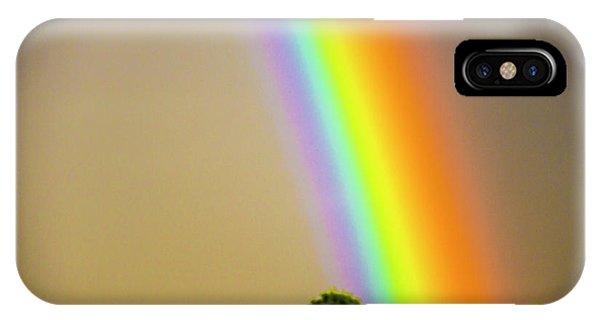 A Spectrum Of Nebraska 002 IPhone Case