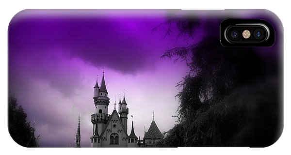 A Spell Cast Once Upon A Time IPhone Case