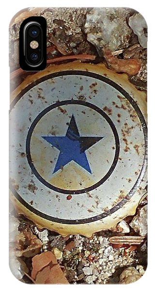 A Star Is Still A Star Even If It's Rusty IPhone Case