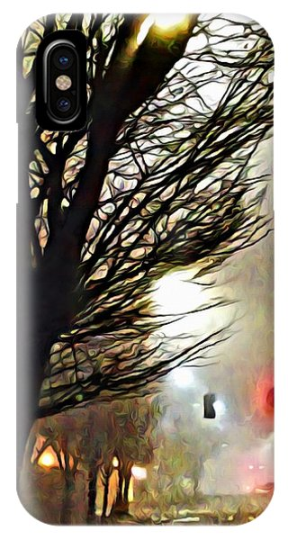 A Stop On My Journey IPhone Case