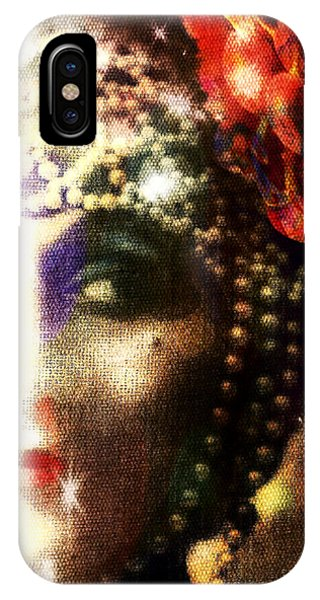 A String Of Pearls IPhone Case