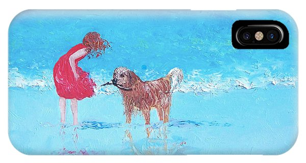 A Summer Breeze IPhone Case