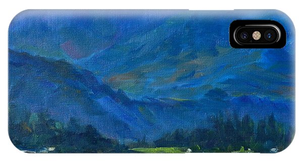 A Summer Day IPhone Case