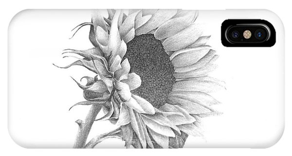 A Sunflowers Beauty IPhone Case