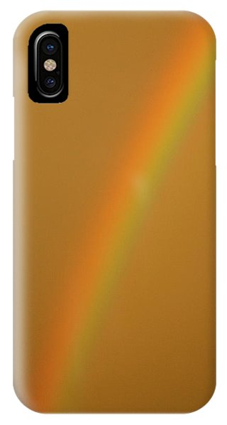 A Sunset Rainbow IPhone Case