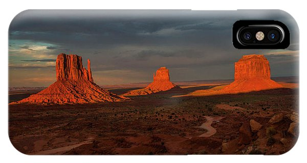 A Sunset To Remember IPhone Case