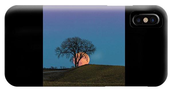 A Super Evening IPhone Case