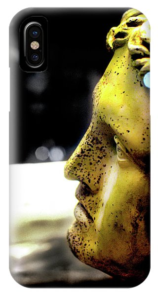 A Thoughtful Man IPhone Case