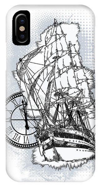A Time To Sail 2 IPhone Case